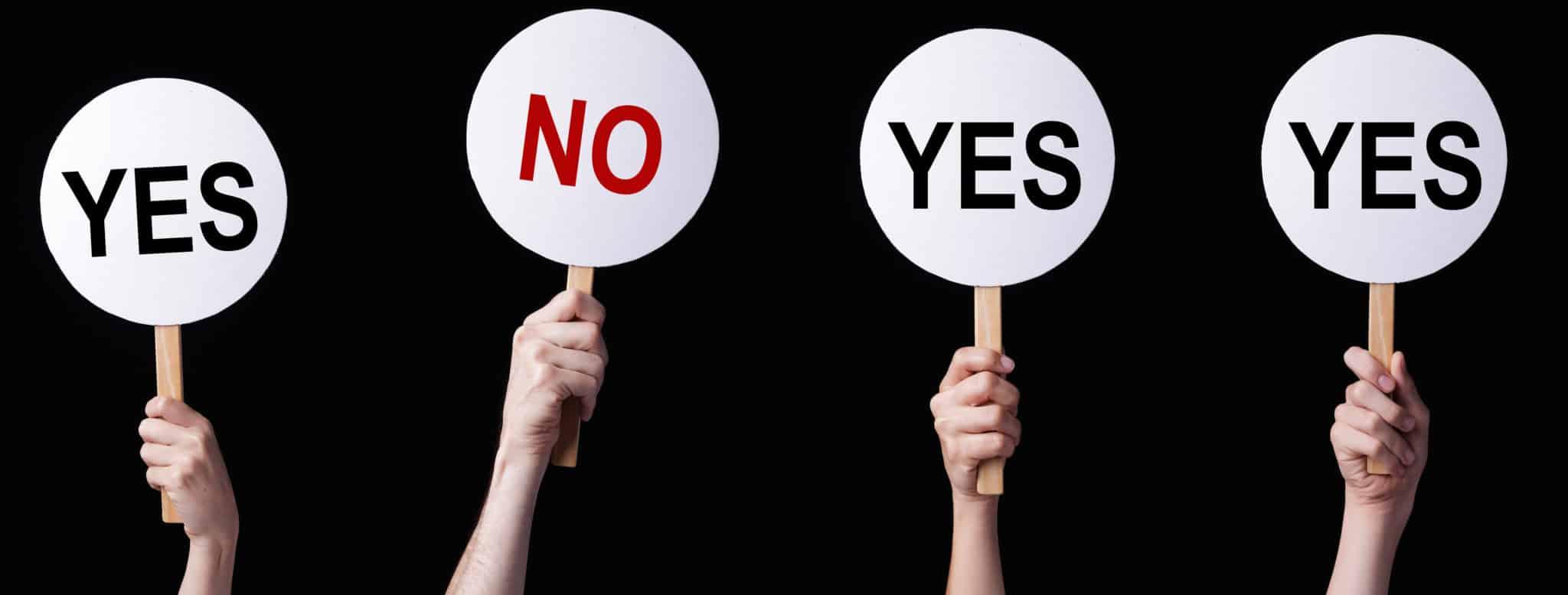 Copropriété : article 25, article 24… les règles de majorité