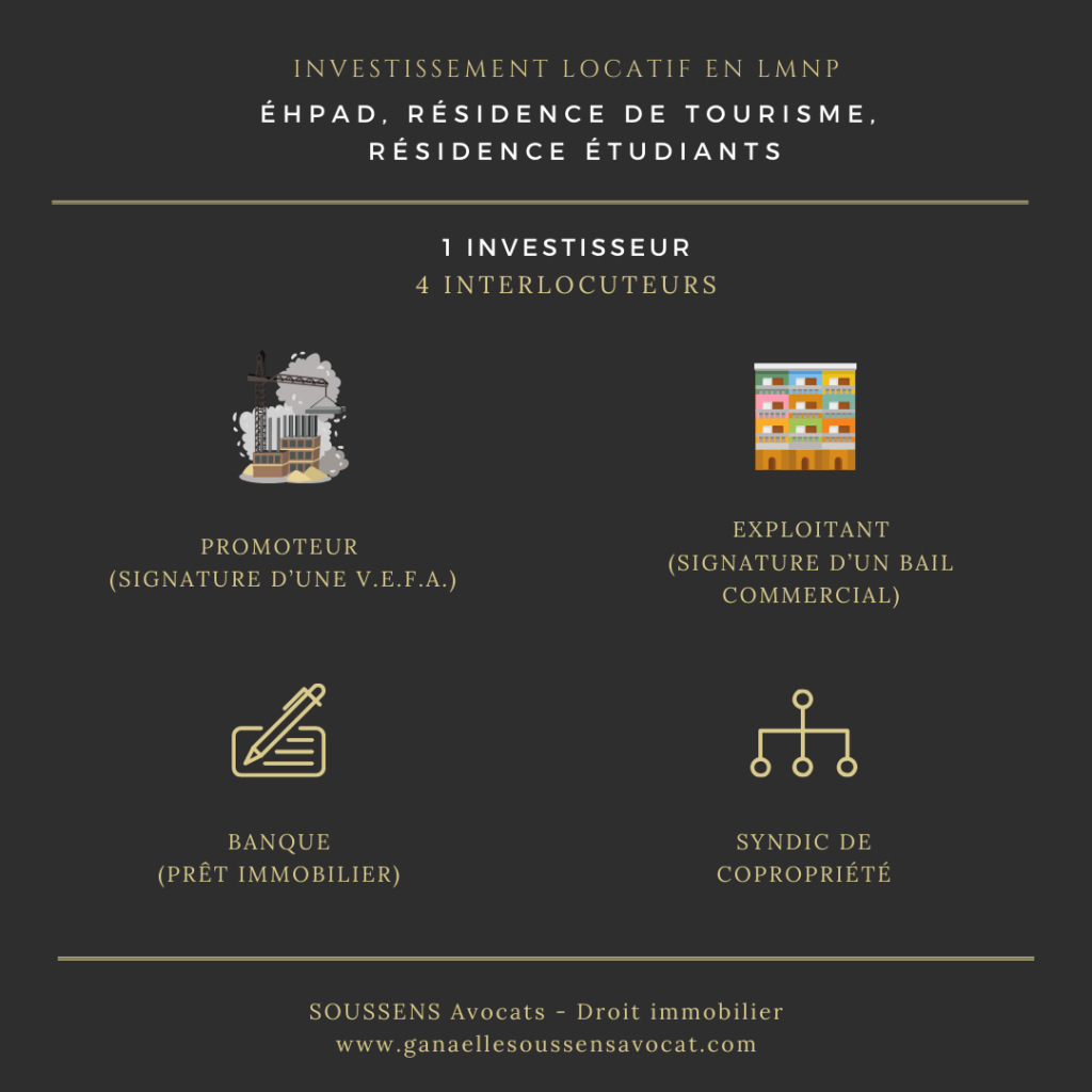 SOUSSENS_Avocats-Les avantages et les inconvénients d'un investissement en EHPAD